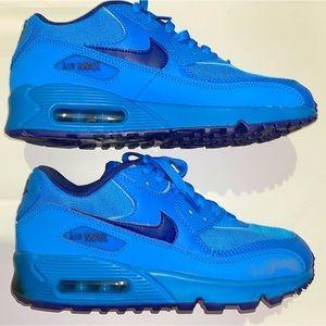 Nike Air Max 90 GS – Photo Blue